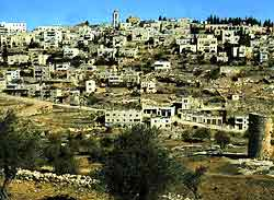 Вид города Вифлеема