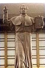 Памятник Александру Духновичу в Ужгороде