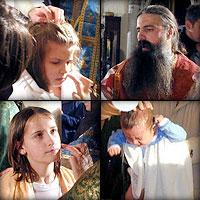 Соборное Крещение в Сербии