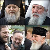 Накануне Воссоединения. Всенощная в Сретенском монастыре