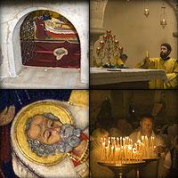 Праздник свт. Николая в итальянском городе Бари