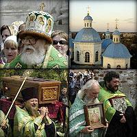 Ежегодный крестный ход с мощами благоверной великой княгини Анны Кашинской