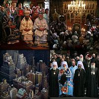 «Все мы – единая братия»: Делегация Московского Патриархата на Американском континенте