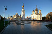 Выставка фото снимков в Москве.