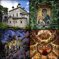 Московский ставропигиальный Сретенский монастырь