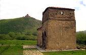 Мцхета. Вид на монастырь Джвари