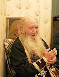 Архимандрит Даниил (Сарычев). Фото: Православие.Ru