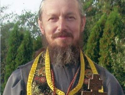 Yes, not long before his death he was tonsured a monk and given the name Pavel. After his death, certain others tried to copy him, but with time they understood that it is impossible to emulate him. He was a unique individual, and the God gave him th
