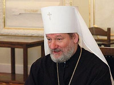 Seine Seligkeit Krystof Pulec Metropolit von Prag, Metropolit der tschechischen Länder und der Slowakei
