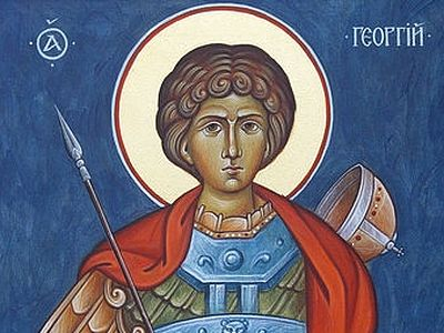 Regularly, the secular media report stories about England's current patron-saint. There are those who complain that St George is 'a Turkish saint'; others project the image of a knight in medieval armour; yet others claim him as 'the patron of the En