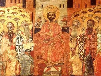 The Council of Nicaea is often the victim of ridicule and historical revisionism. From the grammatical nightmares of Dan Brown novels to the revisionist and anti-ecclesial speculations of Protestant or non-Christian historians, it has certainly becom