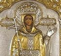 St. Theodora of Vasta, Warrior of Honor