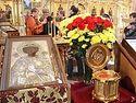 На берега Амура принесен ковчег с мощами вмч. Георгия Победоносца