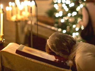 Ultimately, then, the meaning of both the Nativity of Christ and the entirety of the 12 Days of Christmas is the receiving and giving of Christ, who is truly the gift and the giver, the one who is received and distributed.