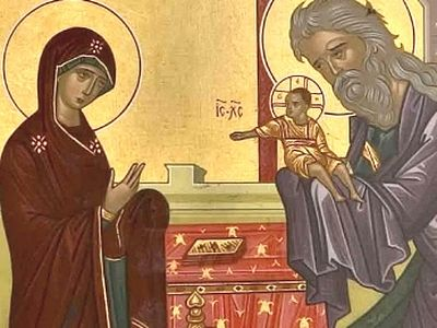 The Nunc dimittis or Song of Simeon is a recorded response as this old, frail servant of the Lord beholds the incarnate Lord of Glory for the very first time. In this moment, he knew his life was complete; he had fulfilled his purpose. Interestingly