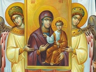 But again, the celebration is about more than just the restoration and veneration of holy icons; it is a celebration of the victory of the Orthodox Faith itself. That is to say, it is a victory of both right-belief in (and right-worship of) our Lord