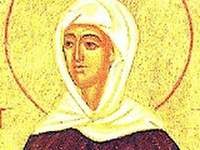 Saint Ita is the second most popular Irish woman saint after St. Brigid. She is venerated in Ireland by Orthodox and Catholic believers to this day.