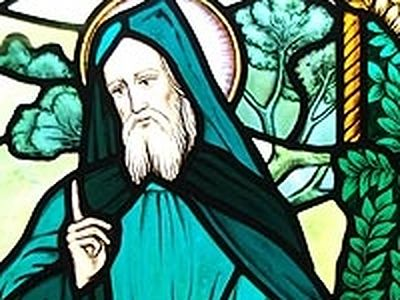 Of the life of Venerable Abbot Beuno, probably the greatest saint in North Wales, we know very little. His Life was written many years after his repose, but even the bloody 16th-century Reformation could not erase the memory of this saint of God.