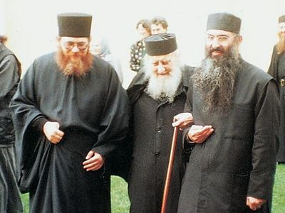 The abbot of the Great and Holy Monastery of Vatopedi, Archimandrite Ephraim, spoke with Elder Sophrony of blessed memory at the Holy Monastery of St. John the Baptist in Essex, England on 20 September 1992.From this meeting, one is struck by Elder S