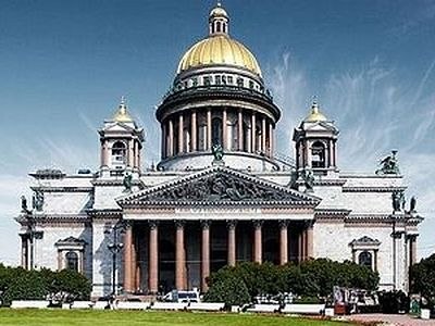 The Russian Orthodox Church (ROC) have confirmed that they have filed a petition to local politicians in St Petersburg to discuss the return of St. Isaac's Cathedral, which is currently an historical monument and a museum. Russian media sources repor