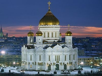 On September 22 (O.S. September 10), 1839 the Cathedral of Christ the Saviour was solemnly founded by the Metropolitan of Moscow Filaret on the Alexeevsky hill in Moscow to commemorate the 25th anniversary of the end of the Patriotic War and storming