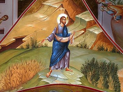 The parable of the sower, the first of Christ's parables in time, is a prophecy of how mankind accepts the Gospel is good tidings in different ways, and how this Gospel acts differently on them, depending on the condition of their souls.
