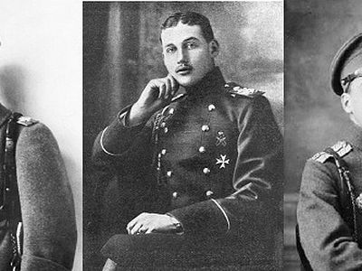 On 18 July, 1918 Grand Duke Sergei Mikhailovich, three sons of Grand Duke Konstantin Konstantinovich, and the son of Grand Duke Paul Alexandrovich, Prince Vladimir Paley were thrown alive into a mine near Alapaevsk. Their remains were then taken via