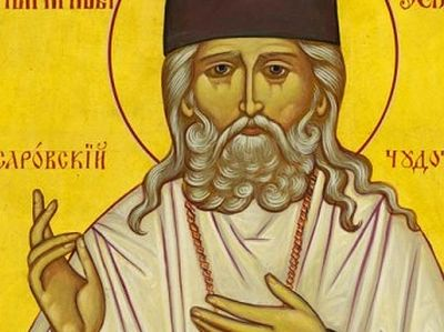 Having led a heavenly life on earth, like the great desert saints of antiquity, even in these latter times of spiritual desolation, St. Seraphim is an instructor and an inspirer of the true Christian life. His Spiritual Instructions—like his celebrat