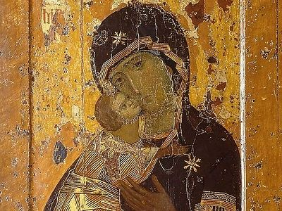 "No spiritual activity permeates Orthodoxy as much as veneration. For the non-Orthodox, veneration is often mistaken for worship. We kiss icons; sing hymns to saints; cry out ""Most Holy Theotokos, save us!"" And all of this scandalizes the non-Orthodox"
