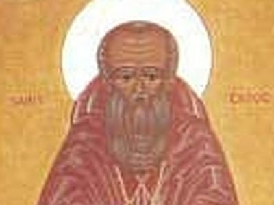 St. Gildas is regarded as one of the principal apostles of the Orthodox faith and early preachers of Wales, though very scarce details of his activities in the region survive.