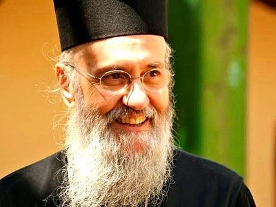 Metropolitan Hierotheos (Vlachos) of Nafpaktou has written the Archbishop of Athens and the Holy Synod of the Church of Greece concerning the process by which the texts for consideration at the Great and Holy Synod (planned for June of 2016) are to b