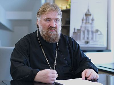 "Gagauzia [pronounced Ga-ga-ooz-i-a], a tiny nation within Moldova, was formerly nicknamed ""the guard unit of the Byzantine Empire""; this nation preserved its faith under the Ottoman yoke, although they are ethnic Turks. Our talk with Archpriest Dimit"