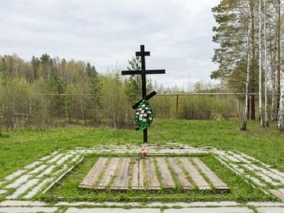 "The Russian Orthodox Church, which has not officially recognized the ""Ekaterinburg remains,"" is already in discussions with the local government in staking a claim over the place where their remains were discovered in the 1970s at the Pigs Meadow (Po"