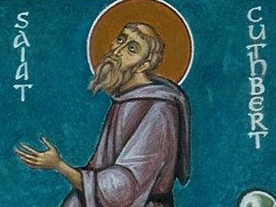 """Have faith and wholeheartedly trust God Who will never abandon those who Love Him""—these words belong to St. Cuthbert, ""the wonderworker of the English land"" who lived more than 1300 years ago. It is indisputable that St. Cuthbert of Lindisfarne is"