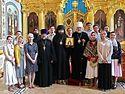 Верующие из США преодолели тысячи километров чтобы поклониться святыням Украинской Православной Церкви