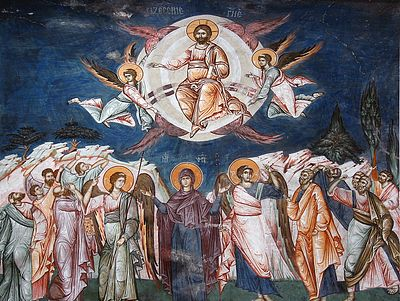 Fr. Artemy Vladimir reflects upon the spiritual meaning of the feast of the Ascension of the Lord, about what it foreshadows for all of us, and also about its earthly aspect—how to celebrate the feast.
