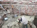 При раскопках в монастыре Курска найдены артефакты X века