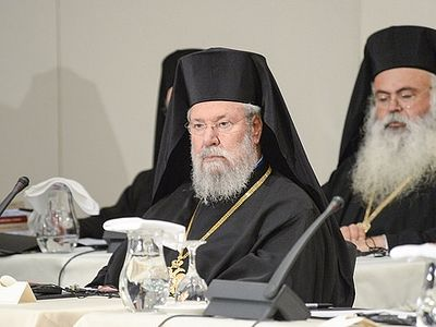 """The fundamentalist and fanatic groups, among which are theologians and hierarchs, which to a greater or lesser extent today are active throughout the whole Orthodox world, are a serious reason why a real threat of not only postponing, but even of ca"