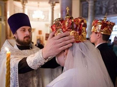 Why is it necessary to get crowned in the Church? What is the symbolism of the rings and crowns? Why do the bride and groom stand facing east during the crowning? What does the phrase �to love as you love yourself� mean? What is the proper understand