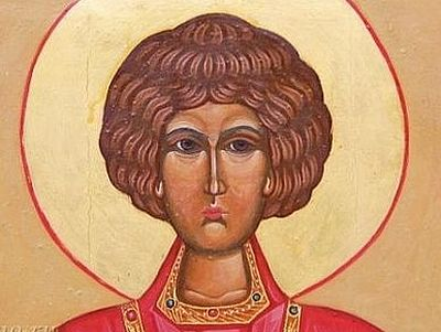 �Even unbelievers come to pray. There�s a piece of his relics in this icon. Many churches and prayer chapels in various medical institutions are consecrated in honor of the holy Great Martyr and Healer Panteleimon. Many revere the holy physician, tur
