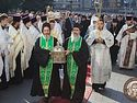В Минск принесена честная глава преподобного Силуана Афонского (+ФОТО)
