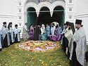 В Свято-Введенском Толгском монастыре отметили 702-летие основания обители и явления Толгской иконы Божией Матери