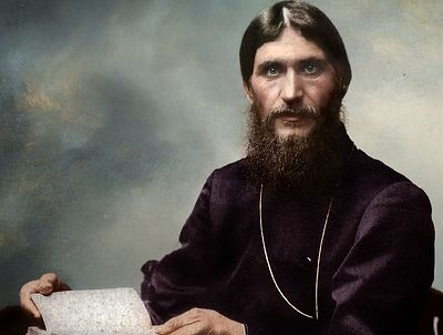 """Rasputin? A horse thief, a mad monk, a fraud with hypnotic powers, a priest-charlatan who manipulated stupid, hysterical women, a flagellant sectarian and pervert, a criminal who ruled the Russian Empire, dictating all policies and making all politi"