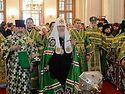Святейший Патриарх Кирилл вознес молитвы о упокоении душ погибших сотрудников МЧС