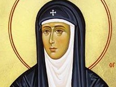 St. Edith (also Editha, Eadgyth, Eadgith) was one of the most venerated female saints of England.