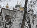 Божественная литургия в Сретенском монастыре в день памяти свт. Филарета, митр. Московского