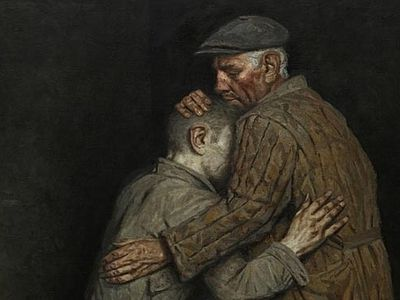 The prodigal son found the path away from his destruction. From the spiritual point of view the older brother has only one way out—the one that the holy fathers of the Church suggest to us.