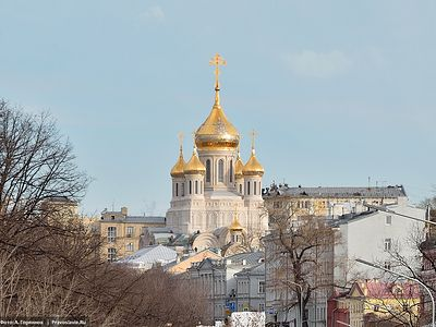 In 2015, Sretensky Stavropegic Monastery in Moscow began construction on a new cathedral dedicated to the New Martyrs of Russia. The church is near completion, according to schedule, and will soon be consecrated at a solemn Liturgy. His Holiness Patr