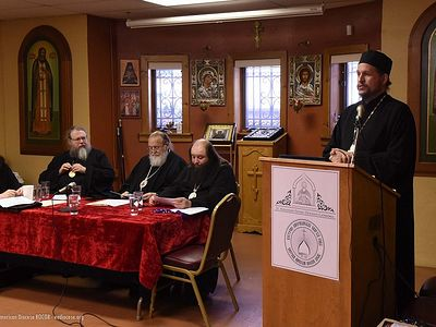 In this new lecture, Fr. Peter offers an insightul and balanced look at June 2016's Council that took place on the island of Crete, in which participated ten of the fifteen Local Orthodox Churches. Fr. Peter's talk covers the long process leading up