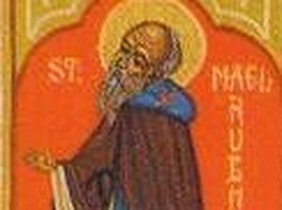 St. Maelrubha (Maolrubha) has been venerated as one of the apostles of the Picts in Scotland and of Skye. This saint is mentioned in many Irish annals of the time.